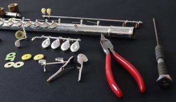 Instrument Repair Services Ellis Music