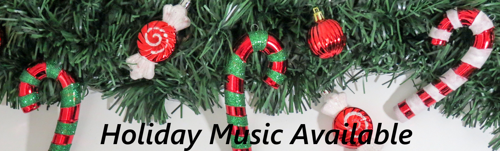 Holiday Music image