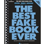 The Best Fake Book Ever for Eb Instruments, 2nd Edition