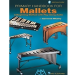 Primary Handbook for Mallets (with online audio)