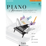 Piano Adventures Level 3A Theory Book
