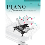Piano Adventures Level 3A Performance Book