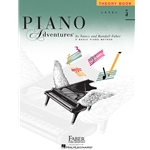 Piano Adventures Level 5 Theory Book