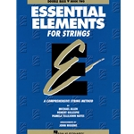 ORIGINAL EDITION Essential Elements for Strings - Double Bass, Book 2