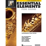 Essential Elements for Band - Alto Saxophone, Book 1