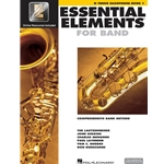 Essential Elements for Band - Tenor Saxophone, Book 1