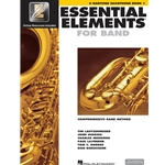 Essential Elements for Band - Baritone Saxophone, Book 1