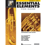 Essential Elements for Band - Baritone Bass Clef, Book 1