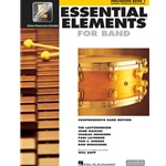 Essential Elements for Band - Percussion, Book 1