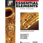 Essential Elements for Band - Tenor Saxophone, Book 2