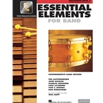Essential Elements for Band - Percussion, Book 2