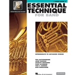 Essential Technique for Band, French Horn