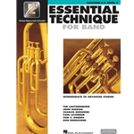 Essential Technique for Band, Baritone Bass Clef