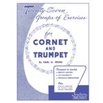27 Groups of Exercises for Trumpet