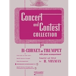 Accompaniment CD for Concert and Contest Trumpet or Baritone TC