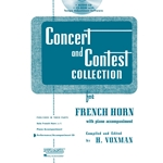 Accompaniment CD for Concert and Contest French Horn