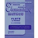 Rubank Elementary Method - Flute or Piccolo