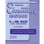 Rubank Elementary Method - Tuba or Sousaphone (Eb or BBb)