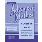 Rubank Advanced Method - Clarinet Volume 2