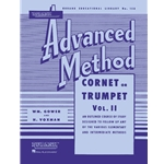 Rubank Advanced Method - Cornet or Trumpet Volume 2