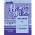 Rubank Advanced Method - French Horn in F or Eb Volume 1