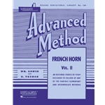 Rubank Advanced Method - French Horn in F or Eb Volume 2