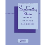 Rubank Supplementary Studies for Trombone