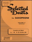 Selected Duets for Saxophone, Volume 2