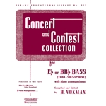 Piano Accompaniment for Concert and Contest Tuba Book