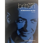 BRITTEN - Six Metamorphoses after Ovid, Op. 49 for Solo Oboe