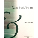 Classical Album For Oboe and Piano