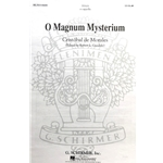 DE MORALES - O Magnum Mysterium (O Great Mystery) for a cappella SSAA choir