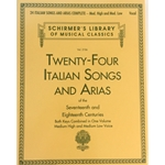 24 Italian Songs & Arias Complete