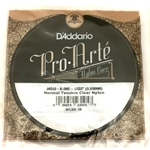 D'Addario J4502 Pro-Arte Nylon Classical Guitar Single String, Normal Tension, 2nd String B