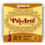 Pro-Arte Violin Single D String, 1/8