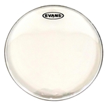 Evans MS Clear Marching Tenor Drum Head, 13 Inch
