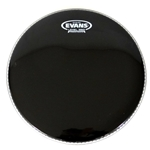 Evans MX Black Marching Tenor Drum Head, 13 Inch