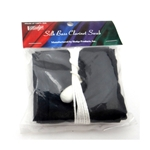 Hodge Silk Bass Clarinet Swab (Black)