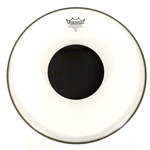 "Remo Controlled Sound 14"" Batter Head Clear Black Dot"