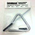 "Danmar 4"" Triangle with Mallet"