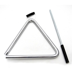 "Danmar 6"" Triangle with Mallet"