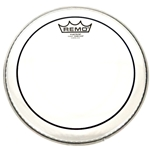 "Remo Pinstripe 10"" Marching Crimplock Batter Head Clear"