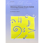 BROWN - Winning Snare Drum Solos