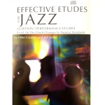 Effective Etudes For Jazz - Baritone Saxophone