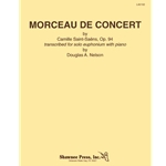 SAINT-SAENS - Morceau De Concert for Euphonium with Piano Accompaniment