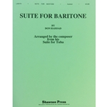 HADDAD - Suite for Baritone