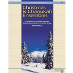 Christmas and Chanukah Ensembles for String Bass