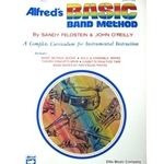 Alfred's Basic Band Method - Clarinet (or Bass Clarinet), Book 1