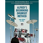 Alfred's Beginning Drumset Method w/CD
