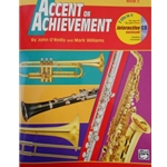 Accent on Achievement - Baritone Treble Clef, Book 2